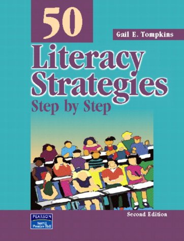 9780131121881: 50 Literacy Strategies: Step By Step (2nd Edition) (Teaching Strategies Series)