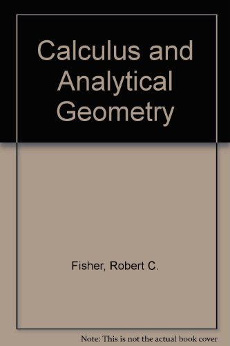 9780131122277: Calculus and Analytical Geometry