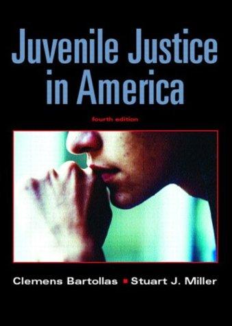 9780131123267: Juvenile Justice in America (4th Edition)