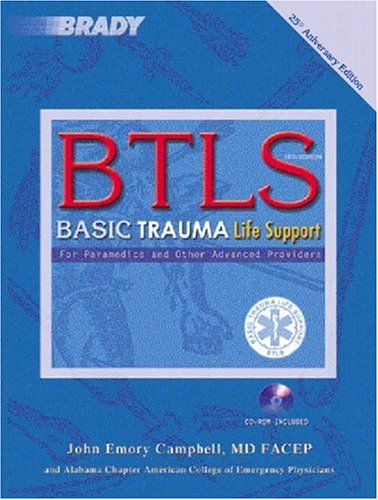 9780131123519: Basic Trauma Life Support for Advanced Providers (5th Edition)