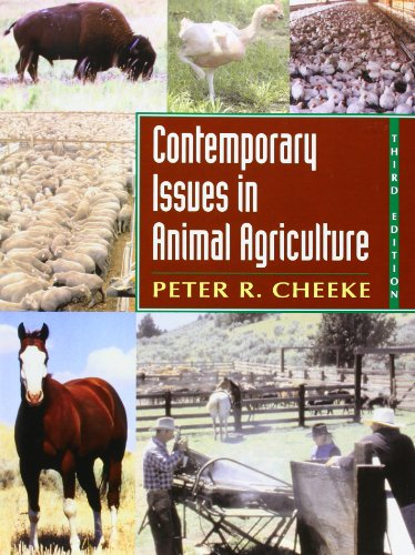 Contemporary Issues in Animal Agriculture: Peter R. Cheeke