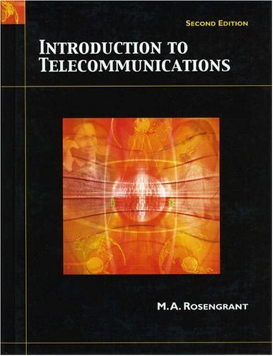 9780131126152: Introduction to Telecommunications (2nd Edition)