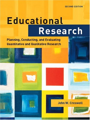 9780131127906: Educational Research: Planning, Conducting, and Evaluating Quantitative and Qualitative Research (2nd Edition)