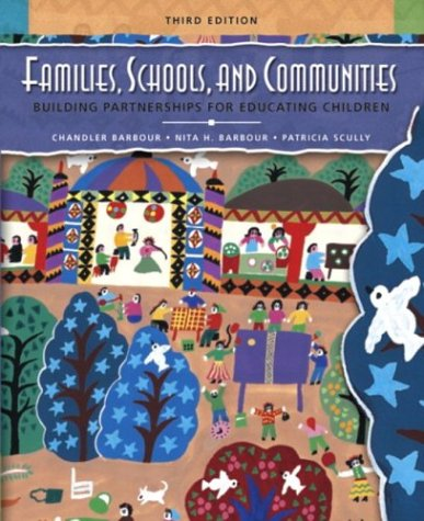 9780131128002: Families, Schools, and Communities Building Partnerships for Educating Children (3rd Edition)