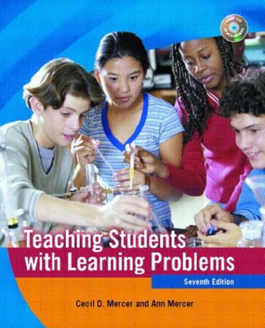 9780131128071: Teaching Students with Learning Problems (7th Edition)