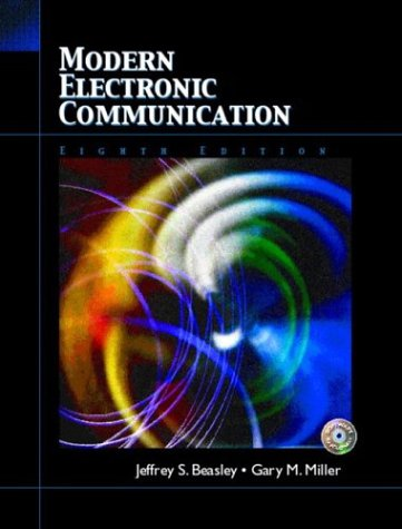 9780131130371: Modern Electronic Communication (8th Edition)
