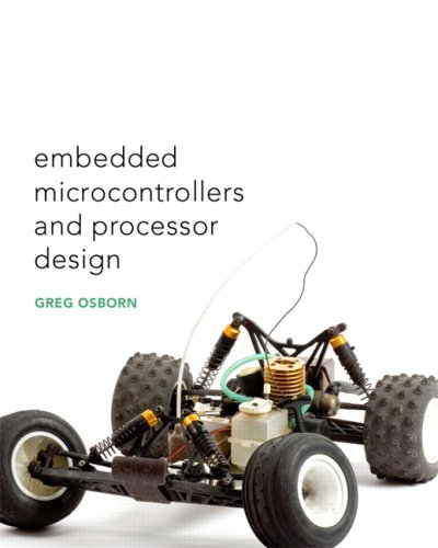 9780131130418: Embedded Microcontrollers and Processor Design