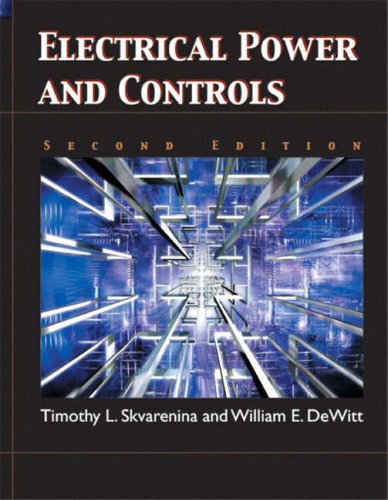 9780131130456: Electrical Power and Controls (2nd Edition)