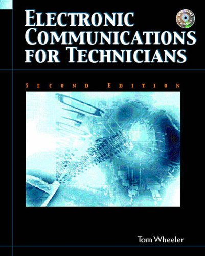 9780131130494: Electronic Communications for Technicians (2nd Edition)
