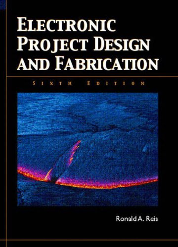 9780131130548: Electronic Project Design and Fabrication