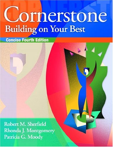 9780131131286: Cornerstone: Building on Your Best, Concise Edition (4th Edition)