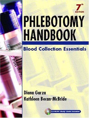 9780131133341: Phlebotomy Handbook: Blood Collection Essentials