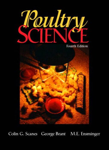 9780131133754: Poultry Science (4th Edition)