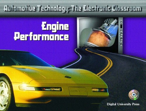 9780131133808: Engine Performance (Automotive Technology: The Electronic Classroom)