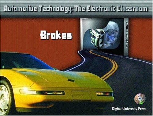 9780131133938: Brakes (Automotive Technology: The Electronic Classroom)