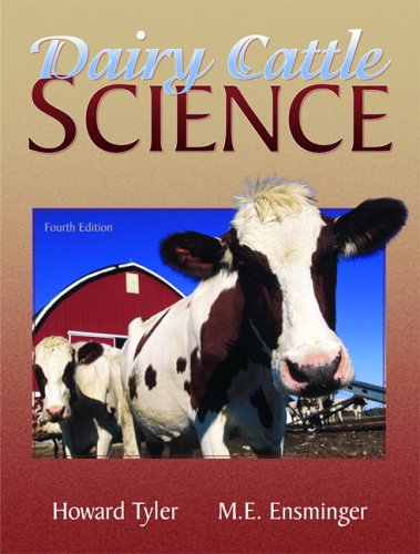 9780131134126: Dairy Cattle Science (4th Edition)