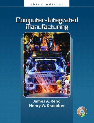 9780131134133: Computer Integrated Manufacturing