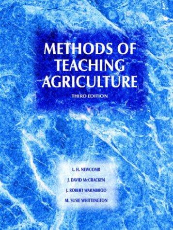 9780131134188: Methods of Teaching Agriculture (3rd Edition)