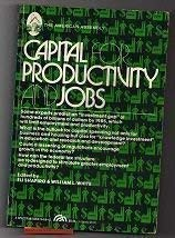 9780131134980: Capital for Productivity and Jobs (A Spectrum book)