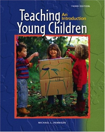 9780131135291: Teaching Young Children: An Introduction (3rd Edition)