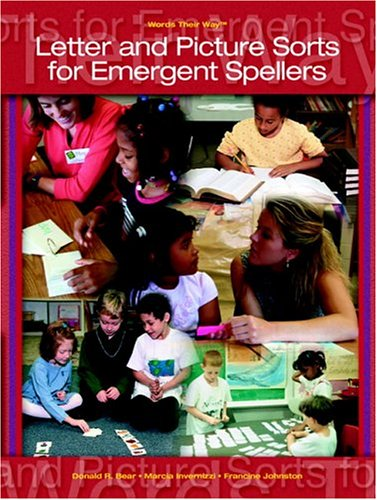 9780131135918: Words Their Way: Letter and Picture Sorts for Emergent Spellers