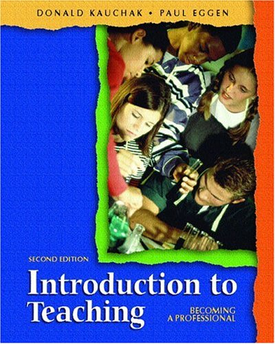 9780131137714: Introduction to Teaching: Becoming a Professional (2nd Edition)
