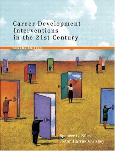 9780131137813: Career Development Interventions in the 21st Century (2nd Edition)