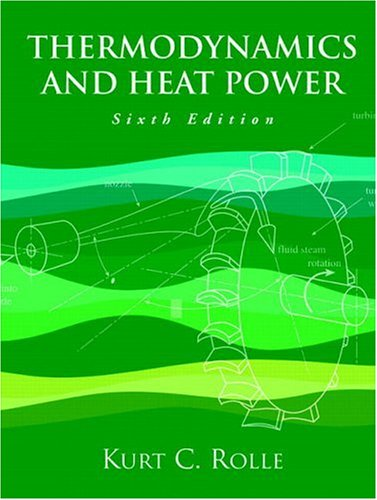 9780131139282: Thermodynamics and Heat Power (6th Edition)