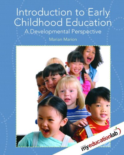 9780131139329: Introduction to Early Childhood Education: A Developmental Perspective