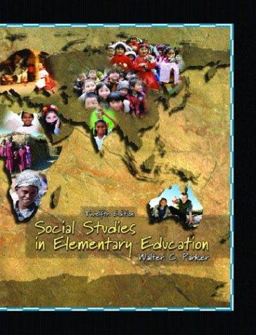 9780131139367: Social Studies in Elementary Education