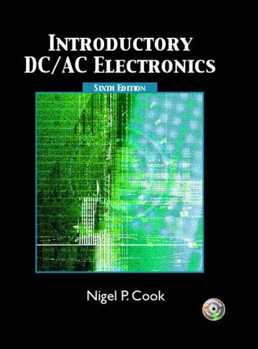 9780131139848: Introductory DC/AC Electronics (6th Edition)