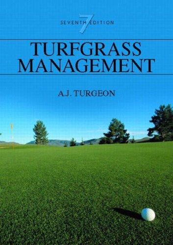 9780131140004: Turfgrass Management