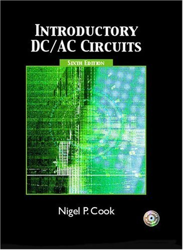 9780131140066: Introductory DC/AC Circuits (6th Edition)