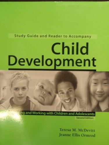 9780131140103: Child Development: Educ& Work W/Child& Adoles