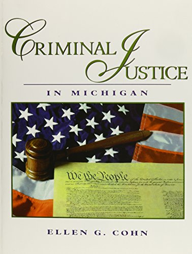 9780131140318: Criminal Justice in Michigan