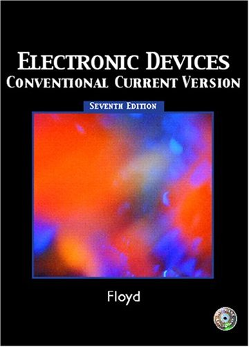 9780131140806: Electronic Devices: Conventional Current Version