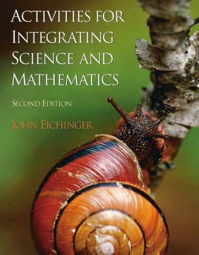 9780131140882: Activities for Integrating Science and Mathematics: K-8