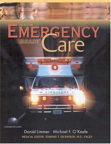 9780131142336: Emergency Care w/CD-ROM (Paper version) (10th Edition)