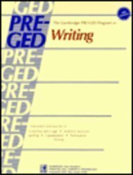 9780131142404: The Cambridge Pre-Ged Program in Writing.