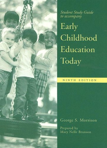 9780131142633: Early Childhood Education Today
