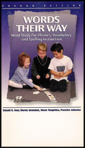 9780131144071: Words Their Way [VHS]
