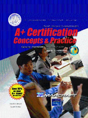9780131144187: A+ Certification: Concepts and Practices (Text & Lab Manual) (4th Edition)