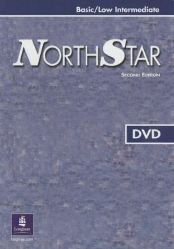 9780131146112: NorthStar Listening and Speaking, Basic/Low Intermediate DVD and Guide