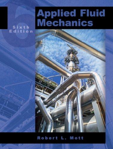 9780131146808: Applied Fluid Mechanics (6th Edition)
