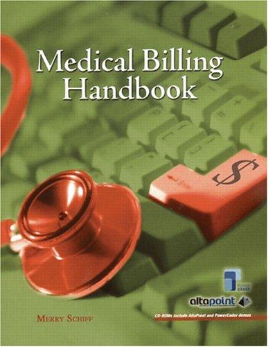 9780131148611: The Medical Billing Handbook