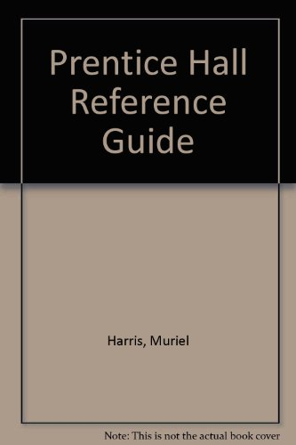 9780131149236: Prentice Hall Reference Guide