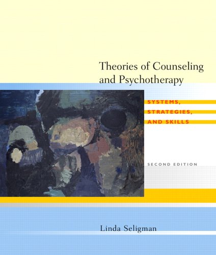 9780131149755: Theories of Counseling and Psychotherapy: Systems, Strategies, and Skills