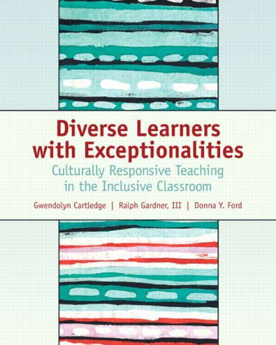 9780131149953: Diverse Learners with Exceptionalities: Culturally Responsive Teaching in the Inclusive Classroom