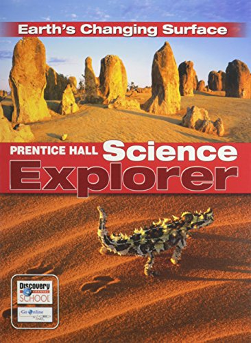 9780131150928: Science Explorer: Earth's Changing Surface