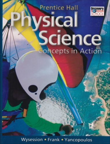 9780131152069: HIGH SCHOOL PHYSICAL SCIENCE ITEXT CD-ROM SINGLE USER FIRST EDITION 2004